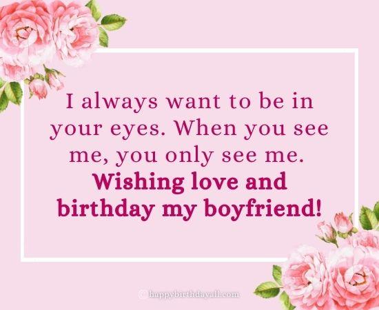 Happy Birthday To My Boyfriend Pinterest thumbnail