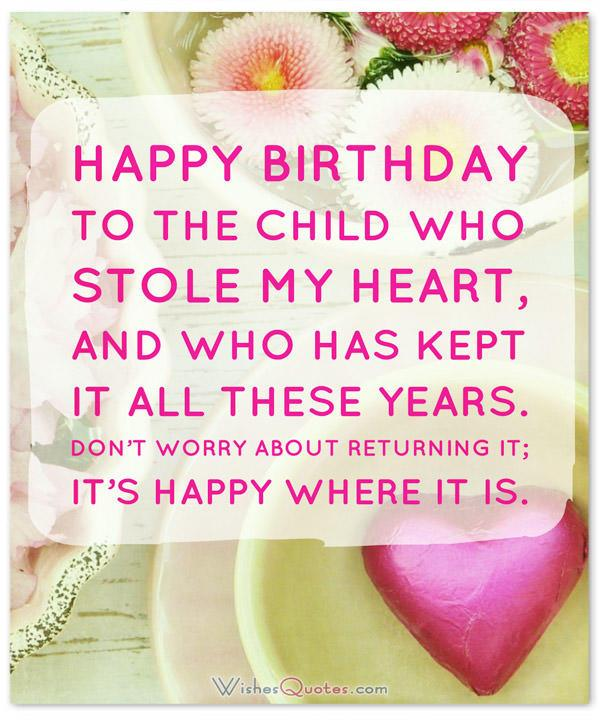 Peachy Happy Birthday To My Daughter Quotes Facebook Best Of Forever Quotes Personalised Birthday Cards Paralily Jamesorg