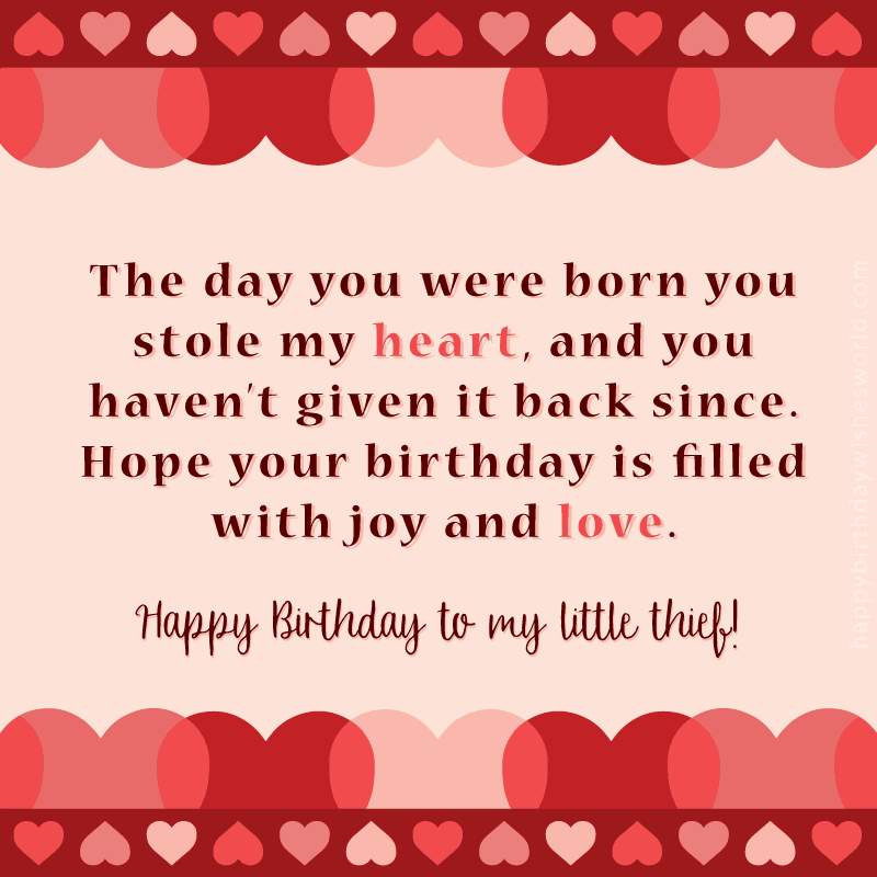 Happy Birthday To My Daughter Quotes Facebook thumbnail