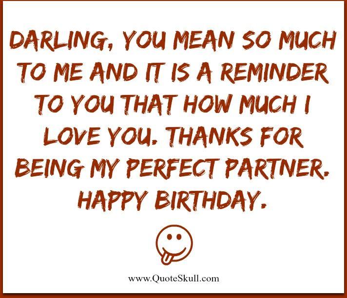 Happy Birthday Wife Funny Facebook thumbnail