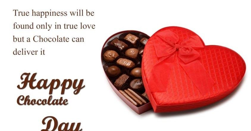 Happy Chocolate Day Wishes For Friends thumbnail
