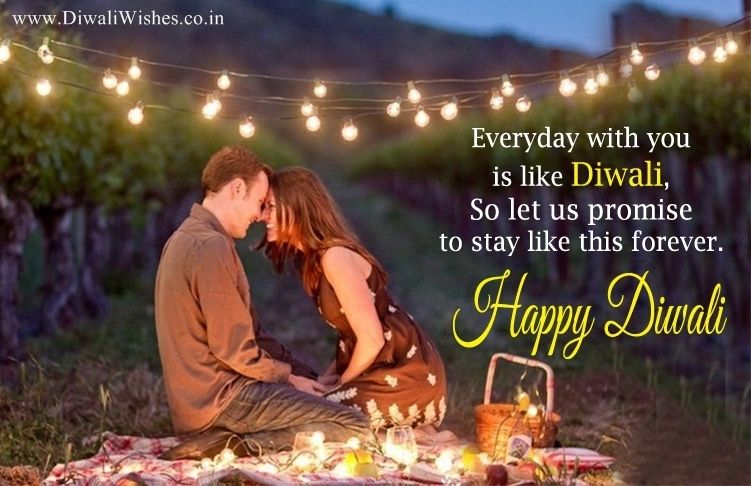 Happy Diwali Wishes For Lover Pinterest thumbnail