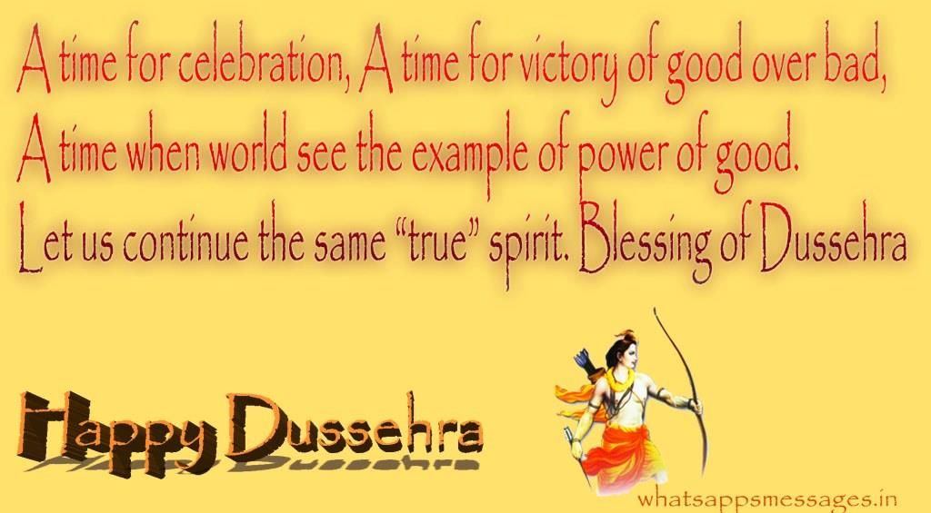 Happy Dussehra Sms In English Twitter thumbnail