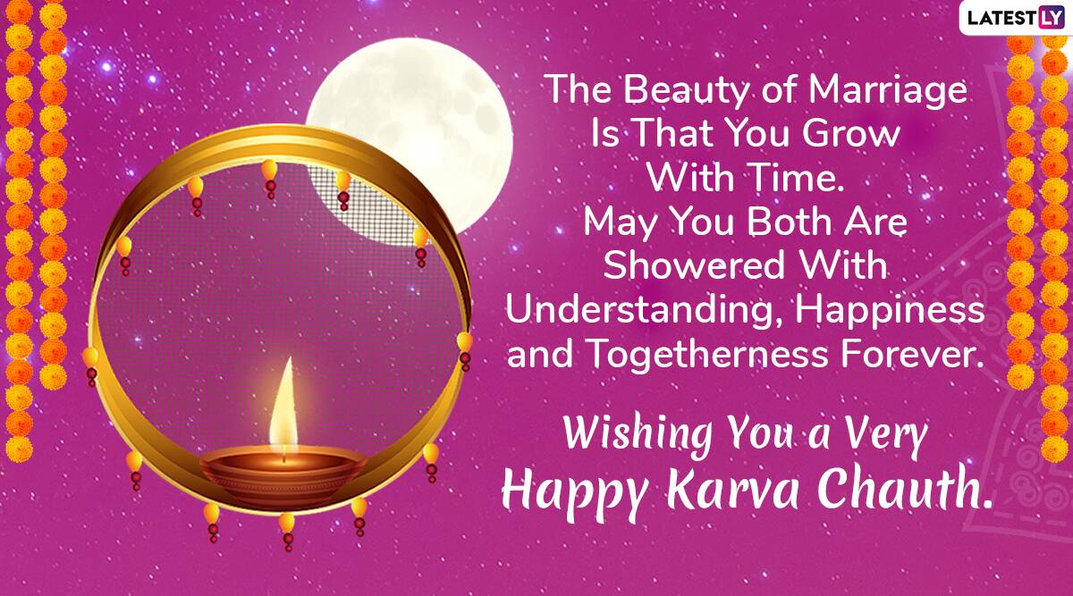 Happy First Karwa Chauth Wishes Twitter thumbnail
