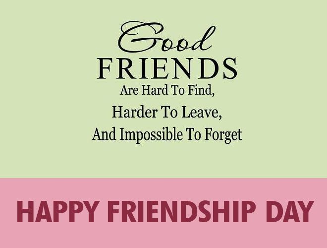 Happy Friendship Day Short Quotes Pinterest thumbnail