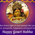 Happy Gowri Ganesha Wishes Twitter