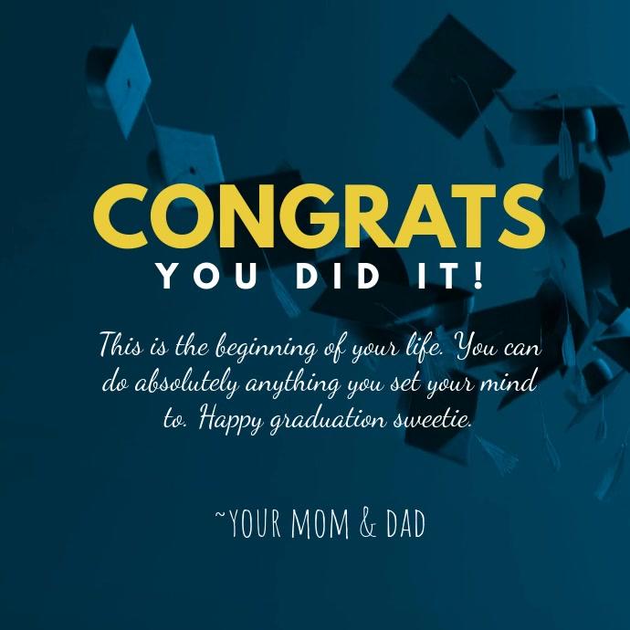 Happy Graduation Wishes Tumblr thumbnail