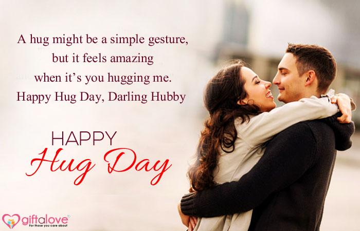 Happy Hug Day For Boyfriend thumbnail