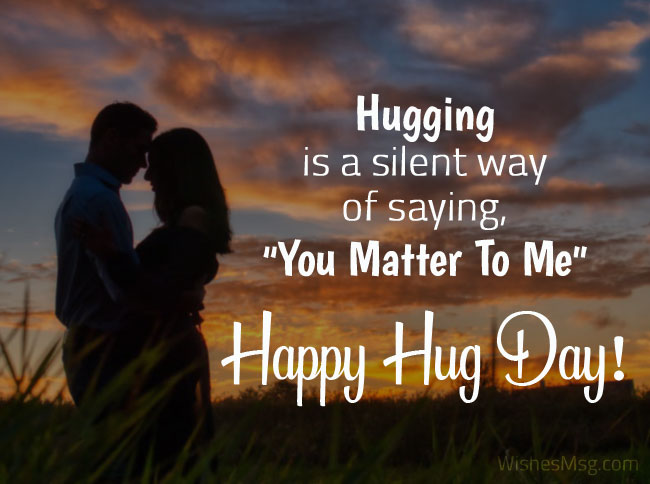 Happy Hug Day Love Pinterest thumbnail