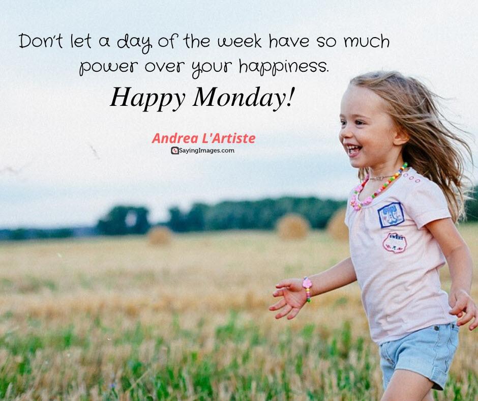 Happy Monday Motivation Pinterest thumbnail