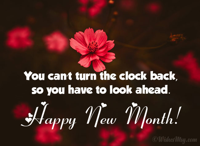 Happy New Month Messages For Friends And Family Facebook thumbnail
