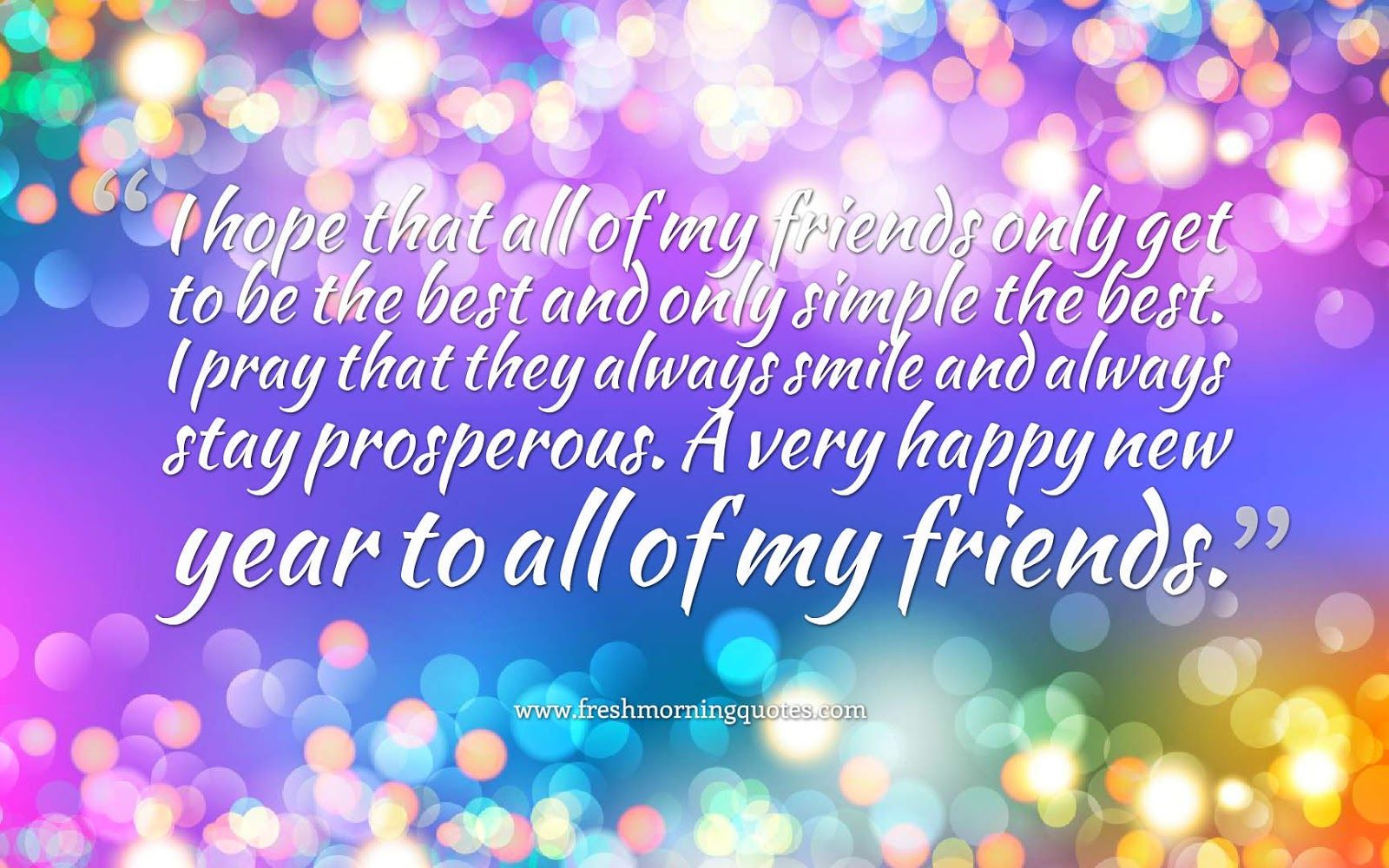 Happy New Year 2019 Quotes For Best Friend Pinterest thumbnail