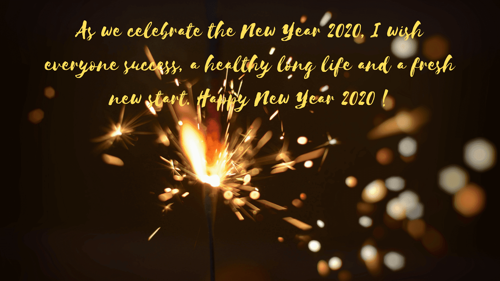 Happy New Year 2021 Sms English – Best Of Forever Quotes