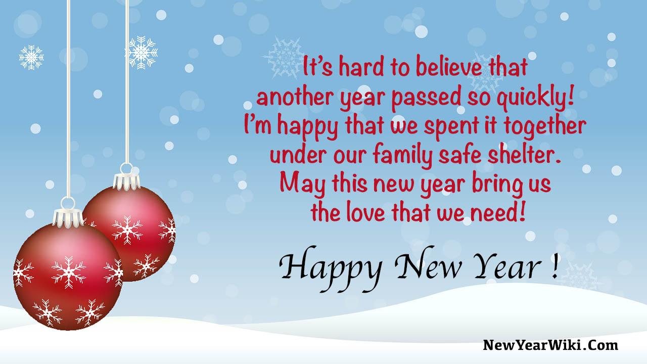 Happy New Year 2022 Family Quotes Tumblr thumbnail