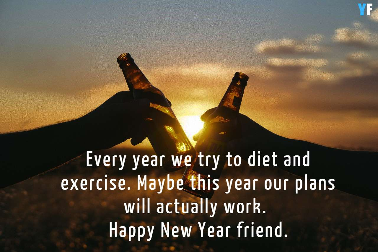 Happy New Year Cheers Quotes Twitter thumbnail
