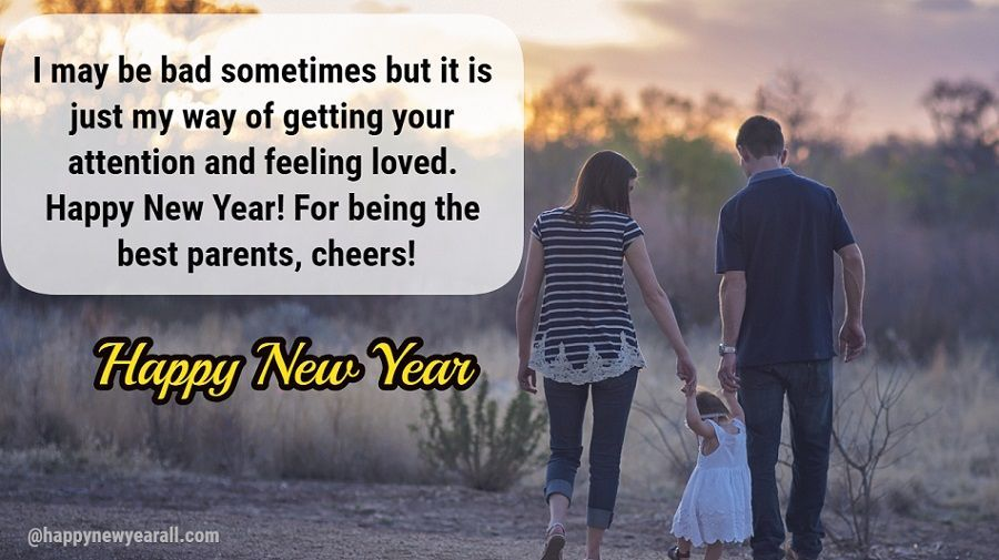 Happy New Year Emotional Messages Twitter thumbnail