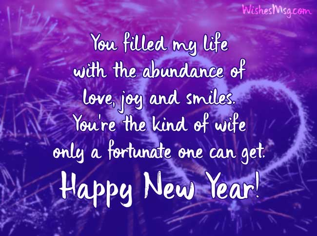 Happy New Year Message To My Wife Twitter thumbnail