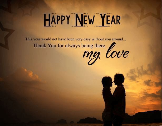 Happy New Year My Love Wishes Twitter thumbnail