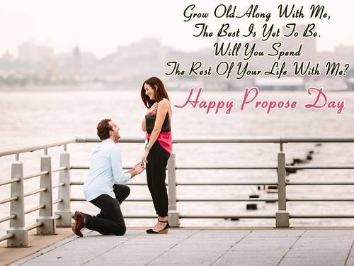 Happy Propose Day Facebook thumbnail