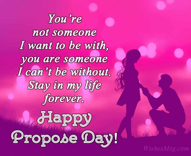 Happy Propose Day Wishes Pinterest thumbnail