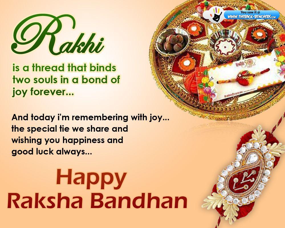 Happy Raksha Bandhan Wishes In English Tumblr thumbnail