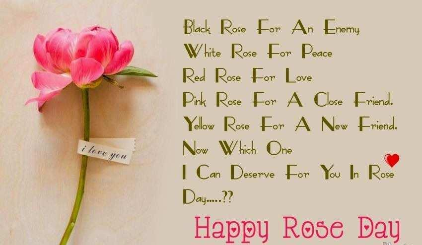 Happy Rose Day Funny Facebook thumbnail