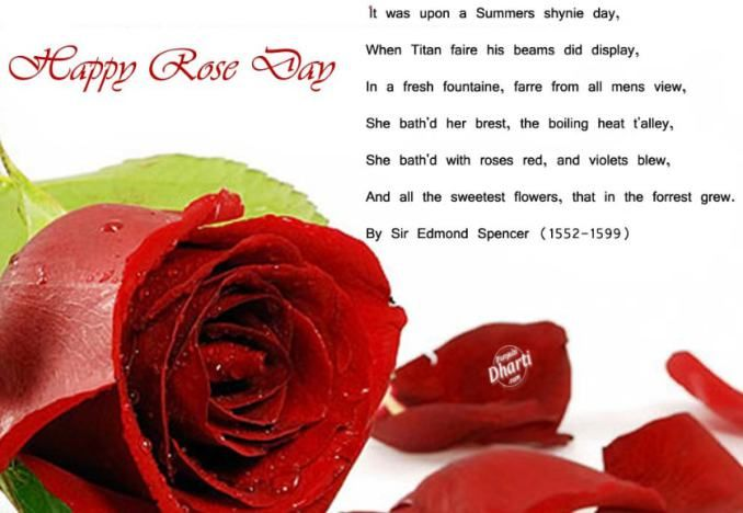 Happy Rose Day Sms For Girlfriend Pinterest thumbnail