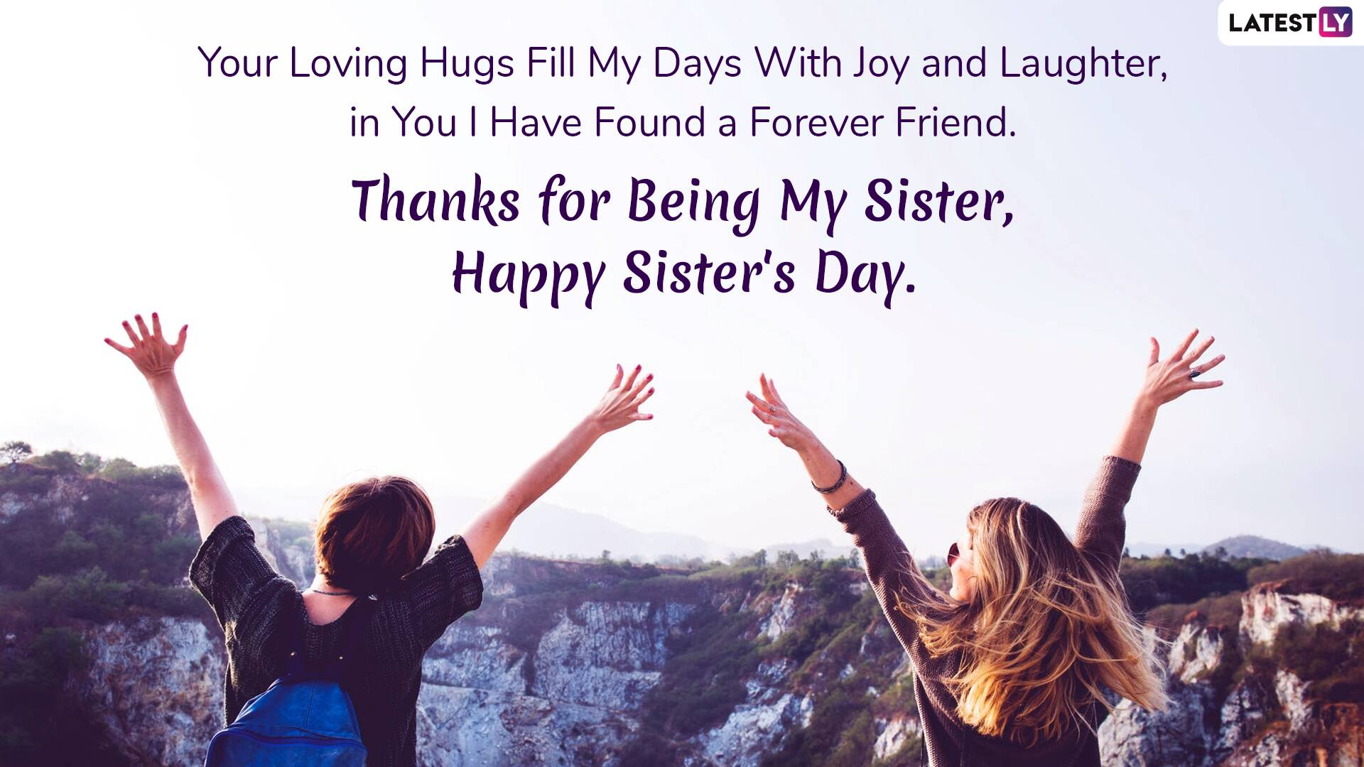 Happy Sisters Day thumbnail
