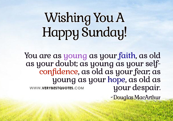 Happy Sunday Religious Quotes thumbnail