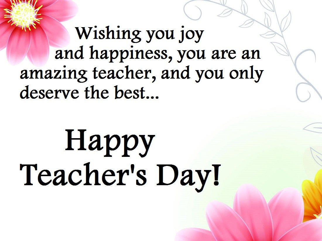 Happy Teachers Day Best Wishes Facebook thumbnail