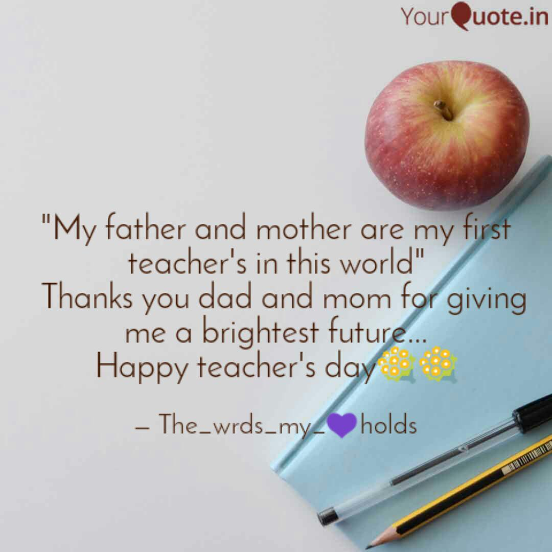 Happy Teachers Day To My Father Tumblr thumbnail