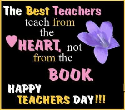 Happy Teachers Day Wishes To Friends Facebook thumbnail