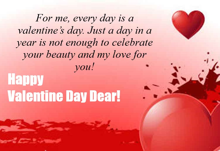 Happy Valentine Day Dear Hubby Pinterest thumbnail