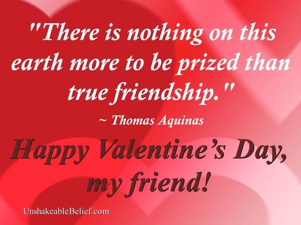 Happy Valentine Day Quotes For Friends Facebook thumbnail