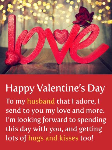 Happy Valentine Day To Hubby Tumblr thumbnail