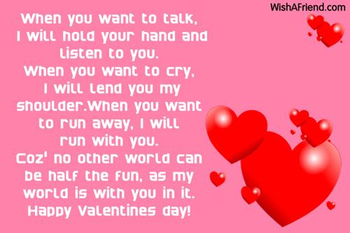 Happy Valentines Best Friend Twitter thumbnail