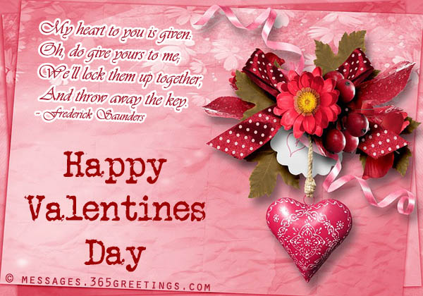 Happy Valentines Day Girlfriend Images Pinterest thumbnail
