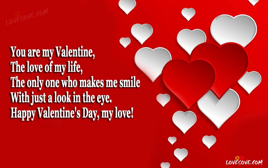 Happy Valentines Day My Love Quotes Tumblr thumbnail