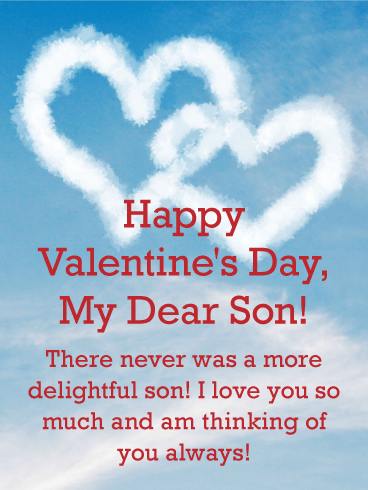 Happy Valentines Day Son Quotes Pinterest thumbnail