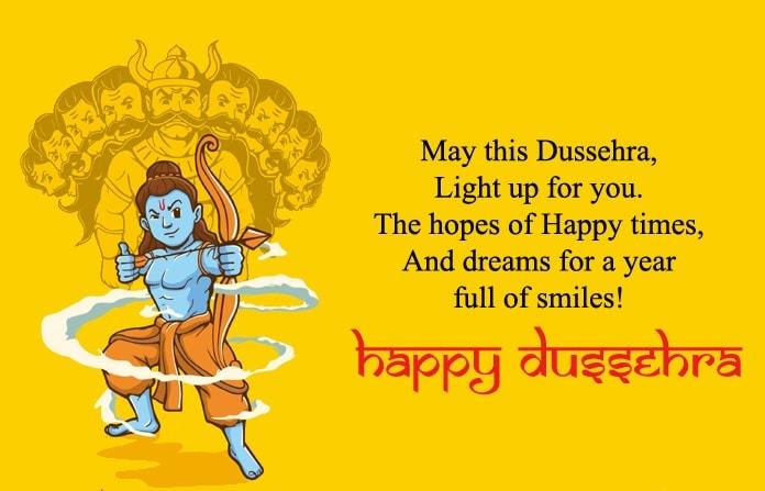 Happy Vijaya Dashami Wishes Facebook thumbnail