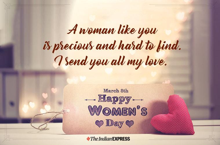 Happy Women's Day My Love Facebook thumbnail