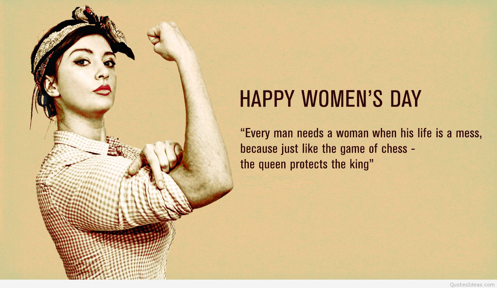 Happy Women's Day Quotes And Sayings thumbnail