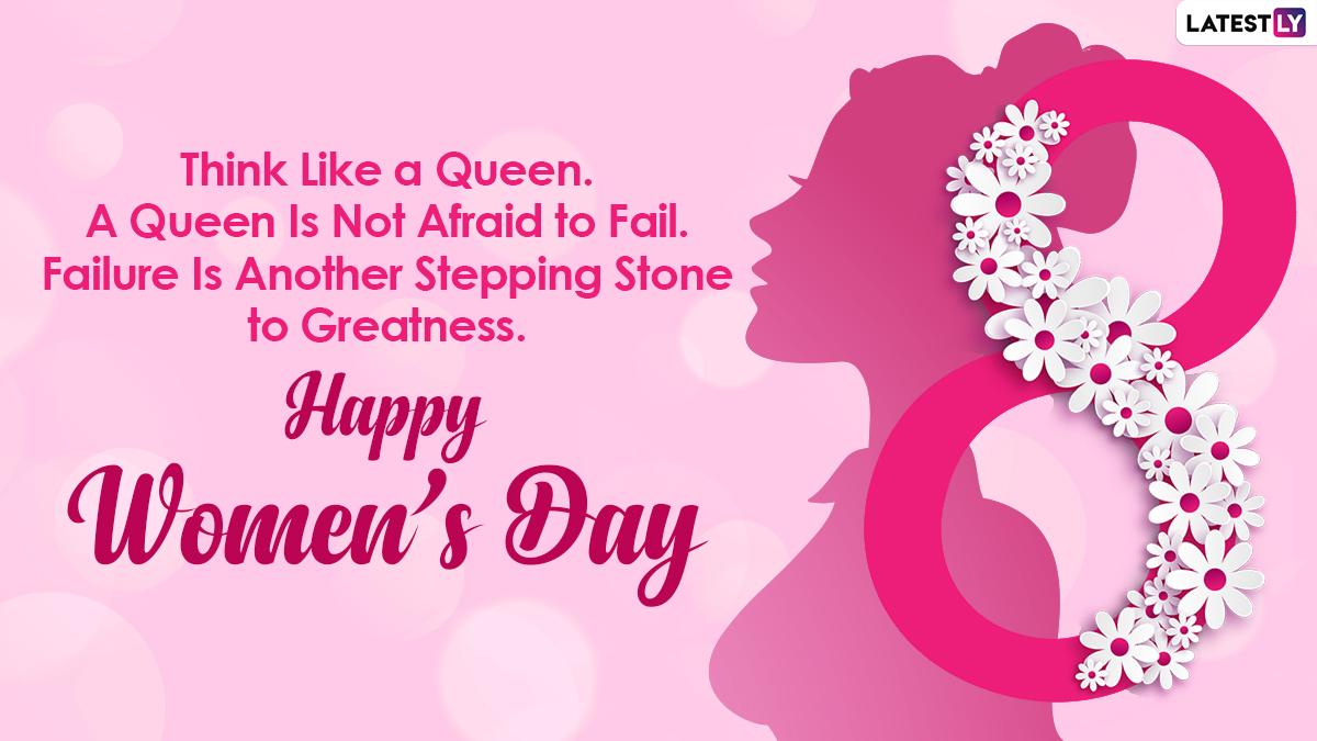 Happy Women's Day Twitter thumbnail