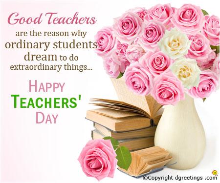 Happy World Teachers Day Message Pinterest thumbnail