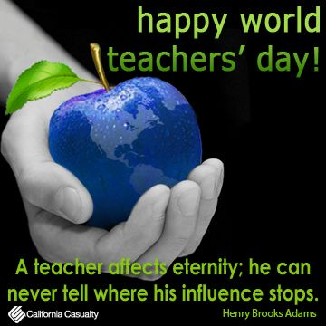 Happy World Teachers Day Quotes Facebook thumbnail