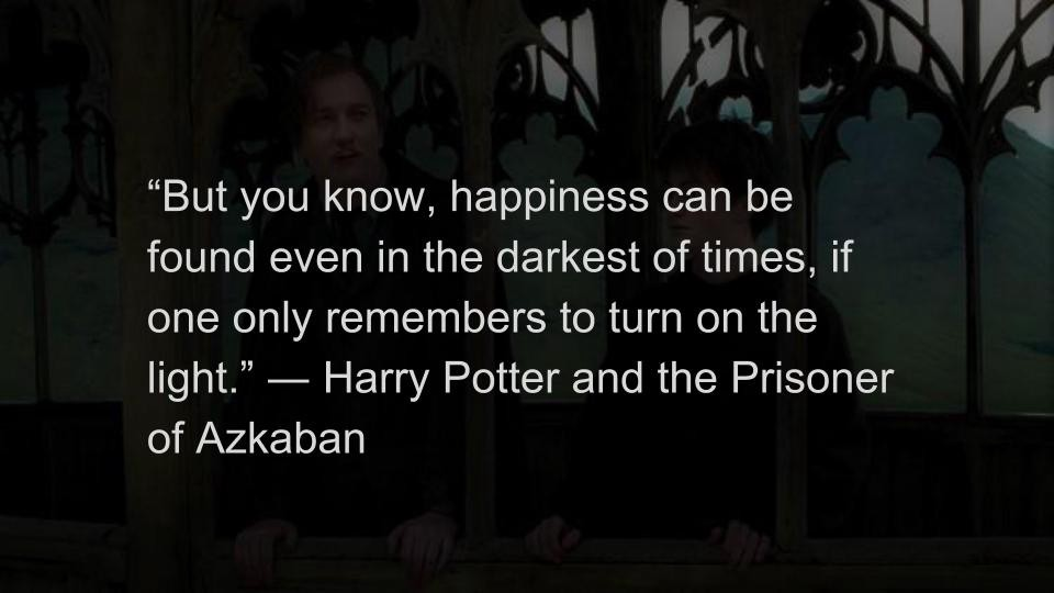Harry Potter Darkness Quote Pinterest thumbnail