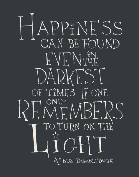 Harry Potter Happiness Quote Twitter thumbnail