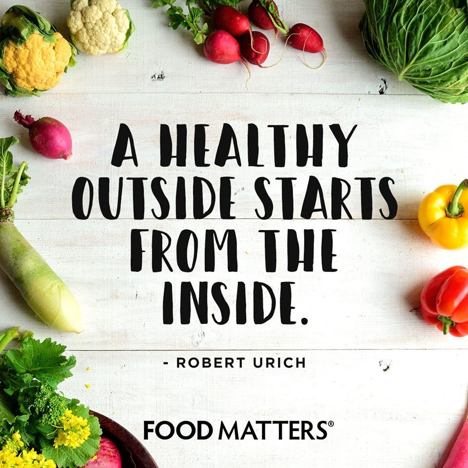 Healthy Dinner Quotes Facebook thumbnail