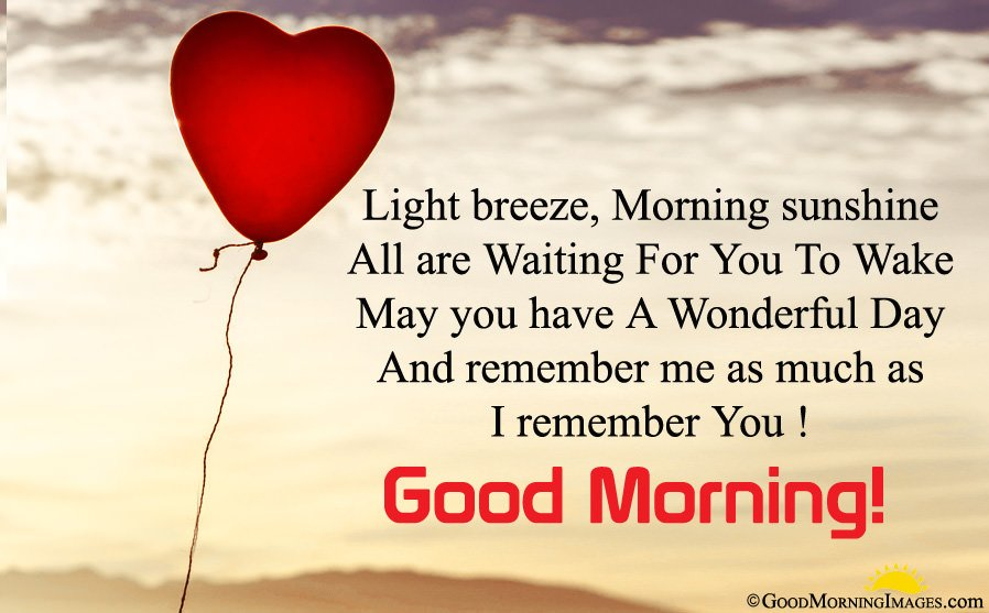 Heart Touching Good Morning Quotes For Girlfriend thumbnail