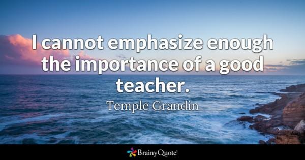 Heart Touching Teacher Quotes Twitter thumbnail